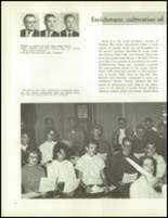 1963 Bentley High School Yearbook Page 54 & 55
