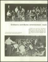 1963 Bentley High School Yearbook Page 58 & 59