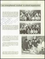 1963 Bentley High School Yearbook Page 72 & 73