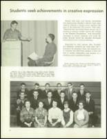 1963 Bentley High School Yearbook Page 80 & 81