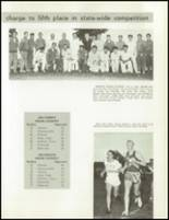 1963 Bentley High School Yearbook Page 100 & 101