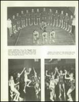 1963 Bentley High School Yearbook Page 104 & 105