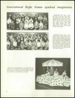 1963 Bentley High School Yearbook Page 126 & 127