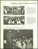 1963 Bentley High School Yearbook Page 128 & 129