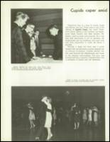 1963 Bentley High School Yearbook Page 132 & 133
