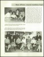 1963 Bentley High School Yearbook Page 134 & 135