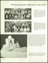 1963 Bentley High School Yearbook Page 136 & 137