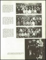 1963 Bentley High School Yearbook Page 138 & 139