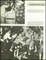 1963 Bentley High School Yearbook Page 140 & 141