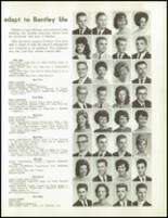 1963 Bentley High School Yearbook Page 150 & 151