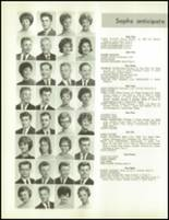 1963 Bentley High School Yearbook Page 154 & 155