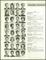 1963 Bentley High School Yearbook Page 158 & 159