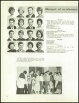 1963 Bentley High School Yearbook Page 160 & 161