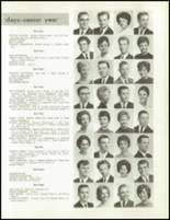 1963 Bentley High School Yearbook Page 162 & 163