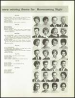 1963 Bentley High School Yearbook Page 164 & 165