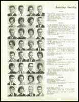 1963 Bentley High School Yearbook Page 166 & 167