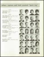 1963 Bentley High School Yearbook Page 168 & 169