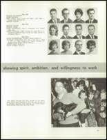1963 Bentley High School Yearbook Page 170 & 171
