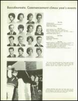 1963 Bentley High School Yearbook Page 172 & 173