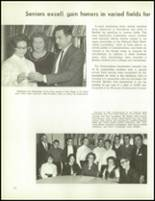 1963 Bentley High School Yearbook Page 174 & 175
