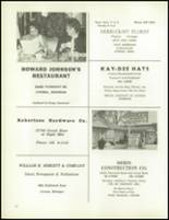 1963 Bentley High School Yearbook Page 180 & 181