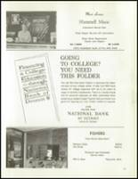1963 Bentley High School Yearbook Page 182 & 183
