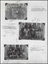 1944 Clyde High School Yearbook Page 24 & 25