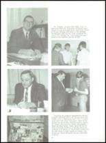1969 Marion Local High School Yearbook Page 20 & 21