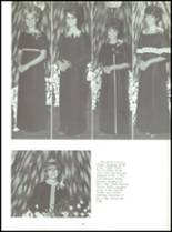 1969 Marion Local High School Yearbook Page 58 & 59