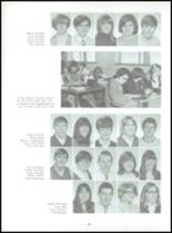 1969 Marion Local High School Yearbook Page 104 & 105