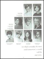 1969 Marion Local High School Yearbook Page 106 & 107