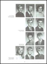 1969 Marion Local High School Yearbook Page 110 & 111