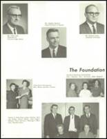 1965 Clawson High School Yearbook Page 10 & 11