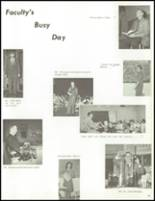 1965 Clawson High School Yearbook Page 16 & 17