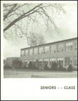 1965 Clawson High School Yearbook Page 18 & 19