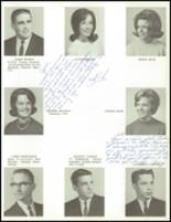 1965 Clawson High School Yearbook Page 22 & 23