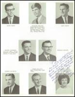 1965 Clawson High School Yearbook Page 24 & 25