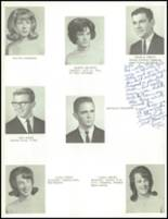 1965 Clawson High School Yearbook Page 28 & 29
