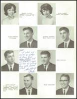 1965 Clawson High School Yearbook Page 30 & 31