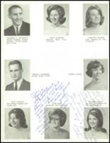 1965 Clawson High School Yearbook Page 32 & 33