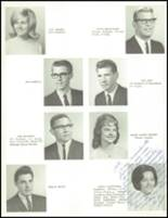 1965 Clawson High School Yearbook Page 36 & 37
