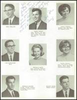 1965 Clawson High School Yearbook Page 38 & 39