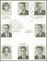 1965 Clawson High School Yearbook Page 42 & 43
