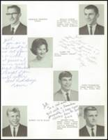 1965 Clawson High School Yearbook Page 44 & 45