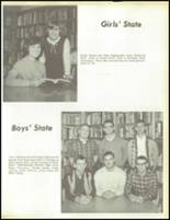 1965 Clawson High School Yearbook Page 50 & 51