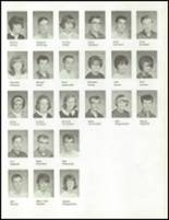1965 Clawson High School Yearbook Page 68 & 69