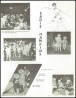 1965 Clawson High School Yearbook Page 84 & 85