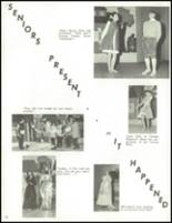 1965 Clawson High School Yearbook Page 88 & 89