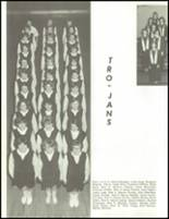 1965 Clawson High School Yearbook Page 106 & 107