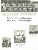 1965 Clawson High School Yearbook Page 112 & 113